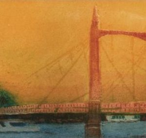 Albert Bridge - Karen Keogh