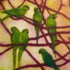 City Birds - Susie Perring