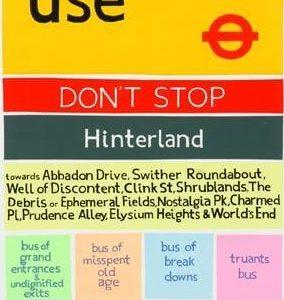 Hinterland - Martin Grover