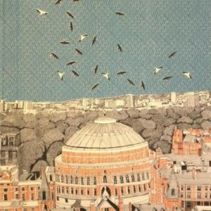 Rooftops at Royal Albert Hall - Clare Halifax