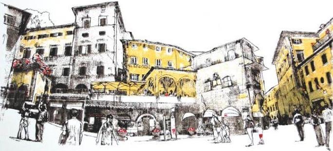 Sabbato Promenade - Lucy Chapman