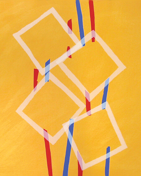 """""""Four Square"""" by Sandra Blow"""