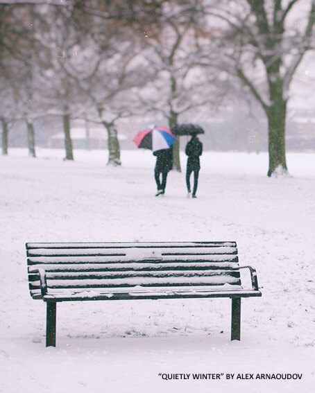 """Quietly Winter"" by Alex Arnaoudov"