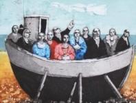 The Boat - Karolina Larusdottir