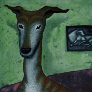 Modigliani's Dog - Mychael Barratt