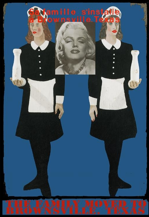 Milk Maids - Peter Blake