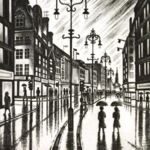 City Rain (The Strand) - John Duffin