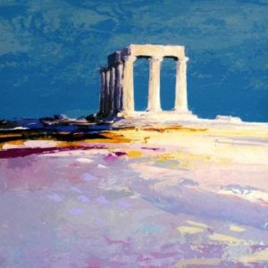 Temple of Apollo - Donald Hamilton Fraser