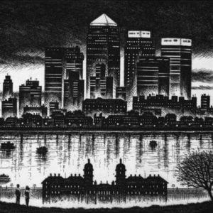 River Thames New World - John Duffin