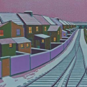 Snow in the Suburbs - Gail Brodholt