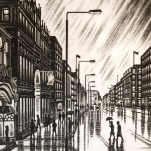Piccadilly Rain - John Duffin