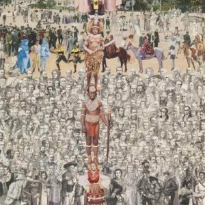 Four Man Up - Peter Blake