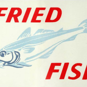 Fried Fish - Richard Roberts