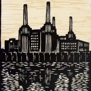 Battersea Reflection - Susan Short