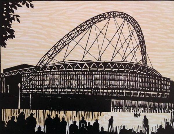Way to Wembley - Susan Short