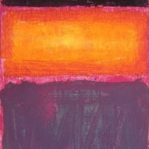 Untitled Orange Band - Colin Gale