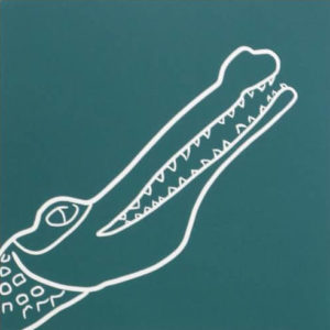 Crocodile - Jane Bristowe