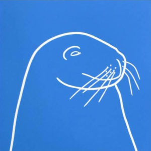 Seal Head - Jane Bristowe