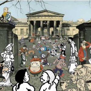 Peter Blake - 75 Years of the Beano
