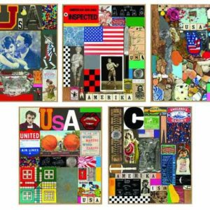 USA Series Portfolio - Peter Blake