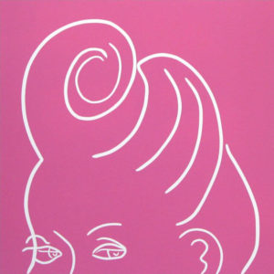 Curl II - Jane Bristowe