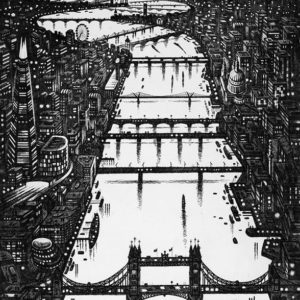 Thames Bridges - John Duffin