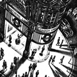 Tube Shadows - John Duffin