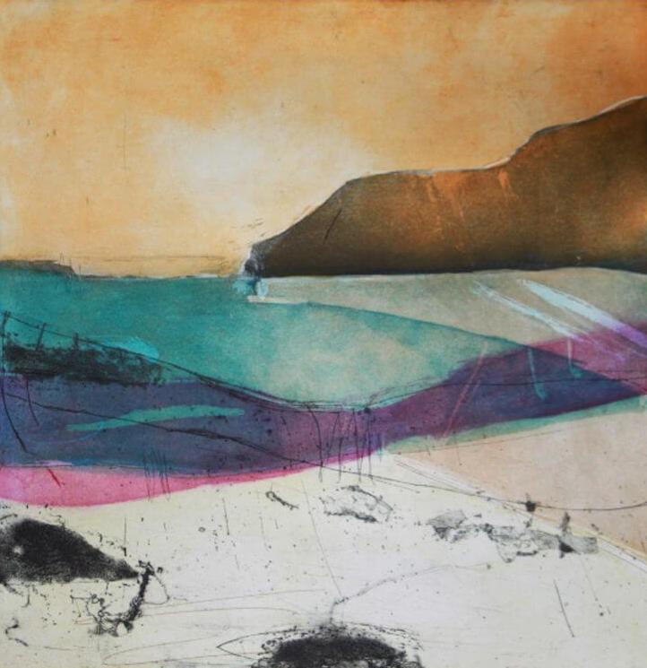 Distant Shores - Louise Davies