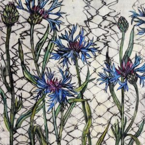 Corn Flowers - Vicky Oldfield