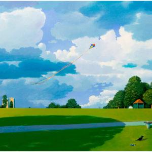Kite Flying - Martin Grover