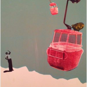 """""""Snowblind II"""" by Anna Marrow"""