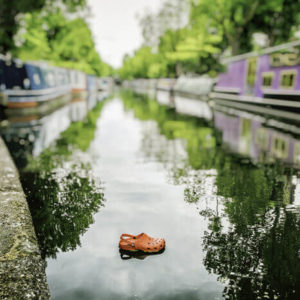 Croc in Little Venice - Alex Arnaoudov
