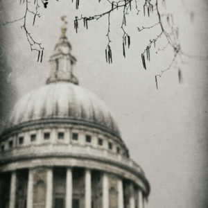 St Pauls in Winter - Alex Arnaoudov
