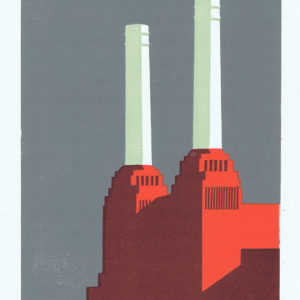 Battersea Slate II - Paul Catherall
