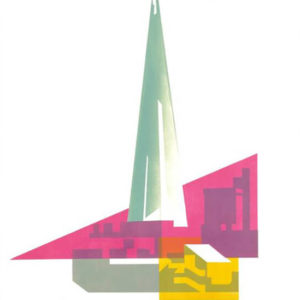 Paul-Catherall-Shard-Pink
