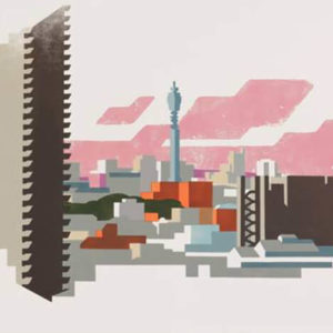 Telecom and Barbican - Paul Catherall