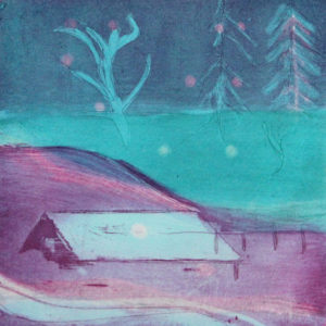 First Snow - Louise Davies