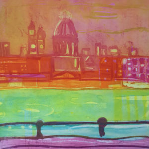 Summer on the Southbank - Louise Davies