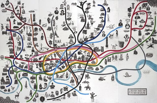 Notes from the Underground | Mychael Barratt