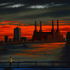 Battersea Sky - John Duffin