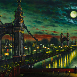 Hammersmith Bridge - John Duffin