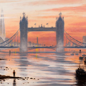 Tower Bridge Dawn - John Duffin