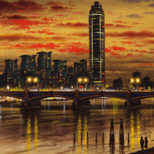 Vauxhall Bridge - John Duffin