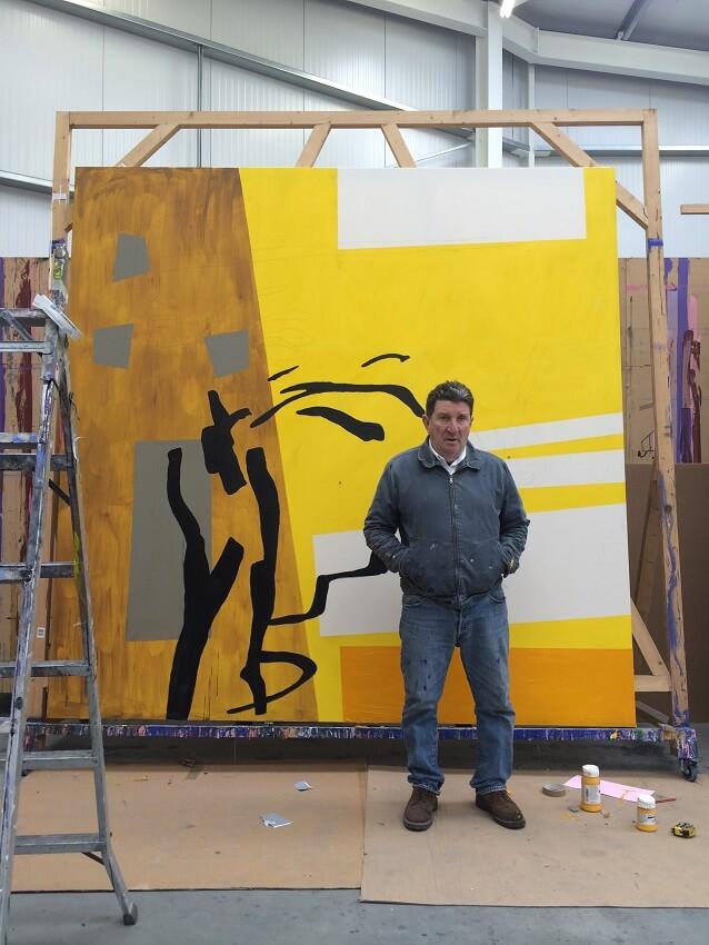 Bruce McLean Artist