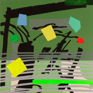 Grey Grow Green - Bruce McLean