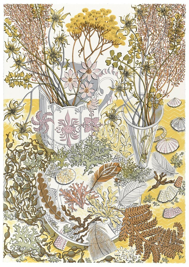 Angie Lewin, Nature Study