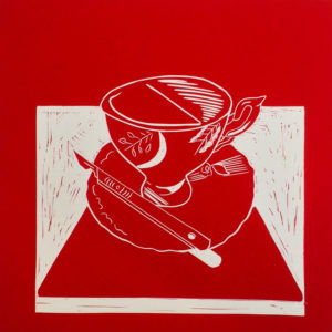 Tea & Tools V Red Scalpel - Molly Okell