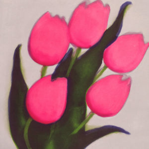 Birthday Tulips - Susie Perring
