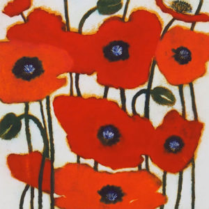 Poppies - Susie Perring