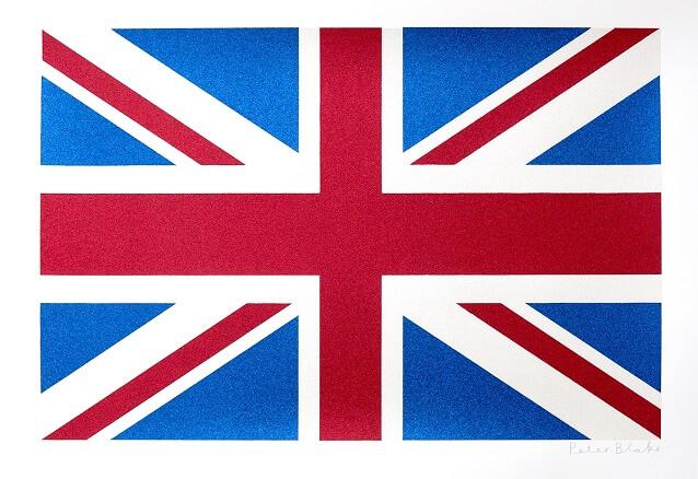 Peter Blake Union Jack
